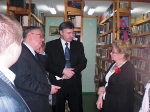 Директор – Сергеева Алла Александровна, Тони Видмер, переводчик